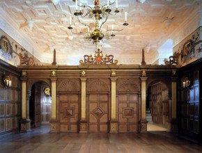 5-ARCHITECTURAL JOINERY.5 Edinburgh Castle I
